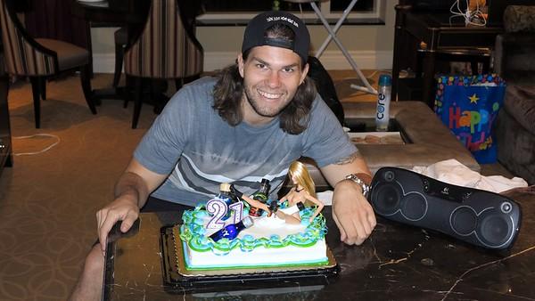 2015/08 - Tyler's 21st Birthday Week