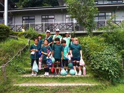 Kamilla's Dodgeball Camp (Summer 2013)