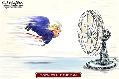 Soon to Hit the Fan (29 Sep, 2019)