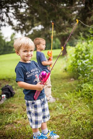 Fishin Fun with Jack & Sophie