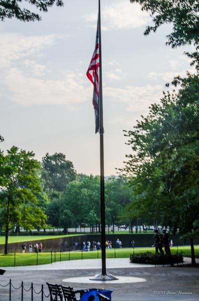 2012/08/04 Vietnam Memorial