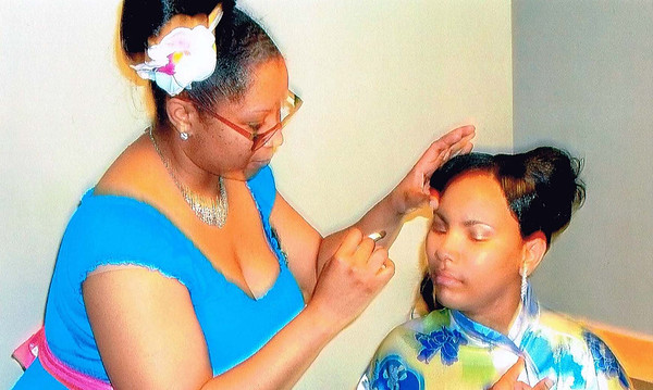 Brayuna's Prom Night