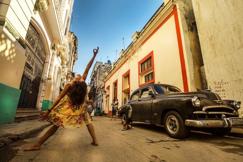 Havana Heart Opener ~ Cuba