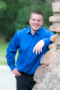 Hunter - Senior Portraits