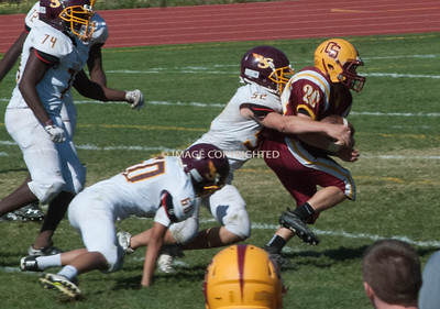 Cardinal Spellman VS Sharon