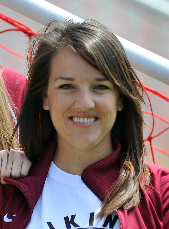 . 4/22/11 - Soccer Dream Team Coach of the Year Rachel Godfrey of Downey..Photo by Steven Georges/Press-Telegram