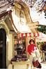 English tea house, Carmel September 1991