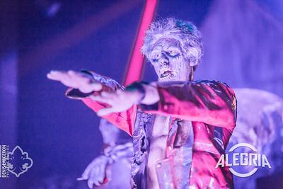2016-10-31 NYC - Alegria Halloween @ Webster Hall