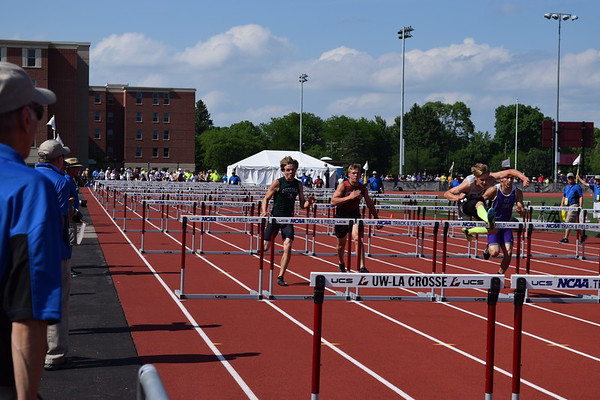 State Track and Field 2018 for  Augusta, Fall Creek and Osseo-Fairchild