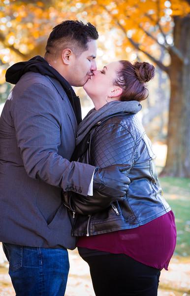 Julie and Les Engagement Photos