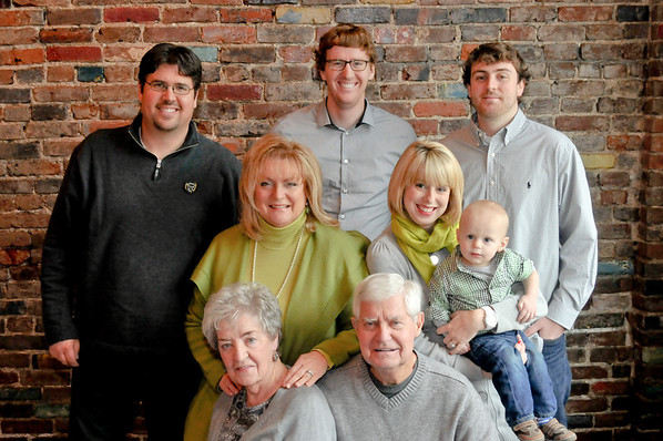Angela Muir Family