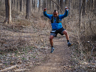 Seneca Creek Greenway Trail Marathon & 50K