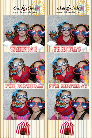 Trienna's 7th Birthday