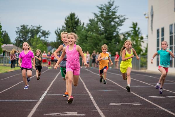 Phoenix All-Comers Track Meet - June 23, 2014