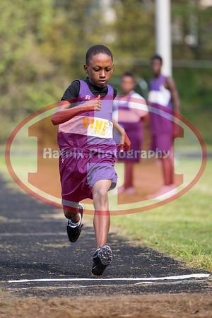 Halls Middle Track Meet 2