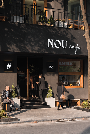 NOU Cafe - MBN Design