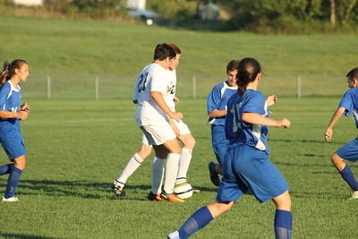 Soccer vs. Tuslaw