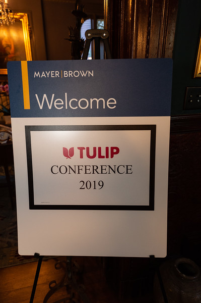 Tulip Conference Happy Hour