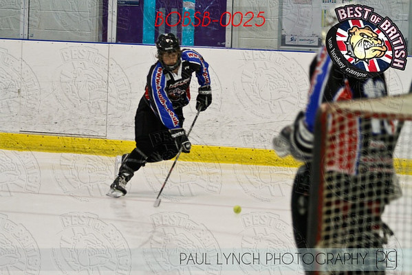 Best of British Ice Hockey Camps 2011 Sheffield Week 2