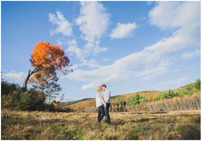 Stacie + Colin - NH