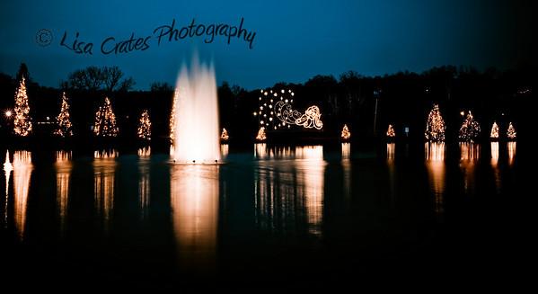 Christmas 2009 - McAdenville