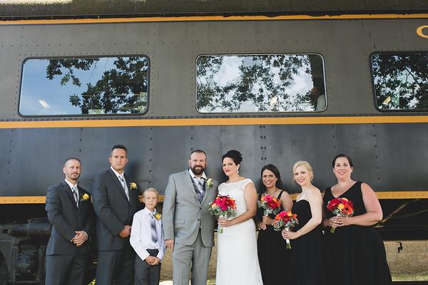 Julia & Cam Married