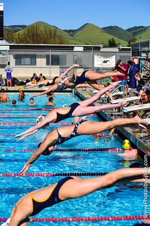 AGHS Swim Team 2019