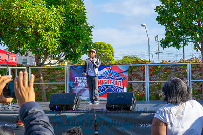 National Night Out (Richmond, CA) August 2019