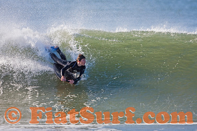 Surf, Bodyboard at 11th St. HB 011308