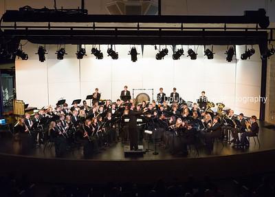 Woodbury HS Band (2018)