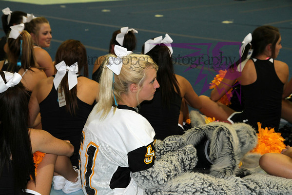 Forney High School Cheer Camp Pics