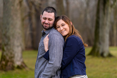 Danielle and Tony's Engagement Session