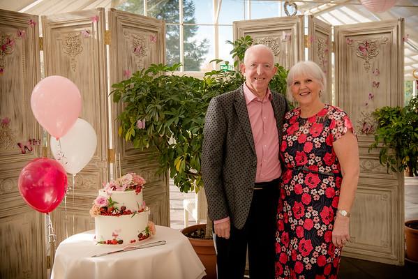 Brenda Twist's 70th Birthday