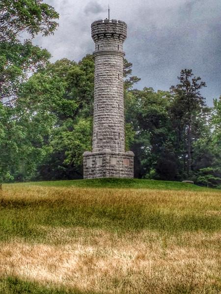 Wilson's Tower, Ft. Chicamauga, Ga