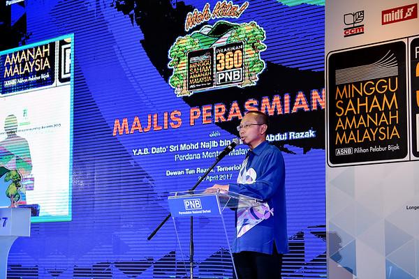 MINGGU SAHAM AMANAH MALAYSIA 2017