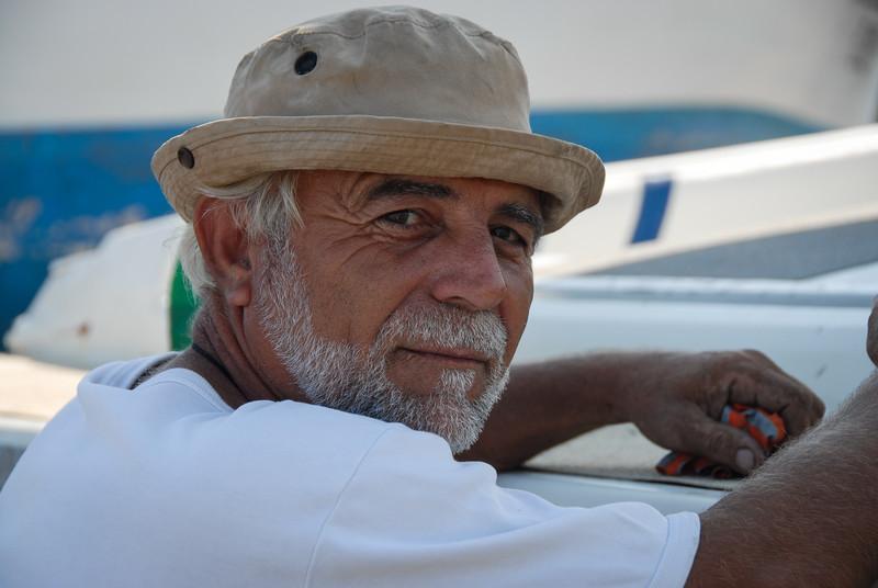 Fisherman, Cyprus