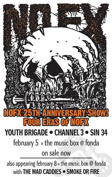 1 NOFX Show