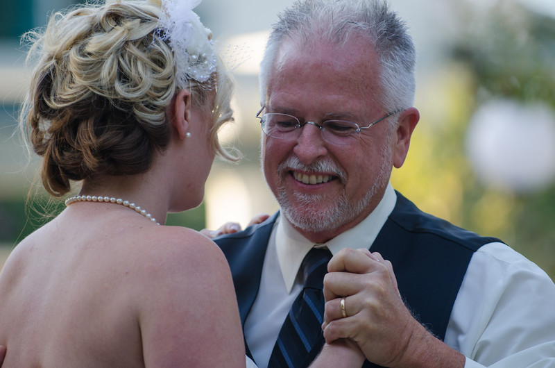 The marriage of Rocky Diaz and Caitlin Cogan at The Jack House and Gardens, San Luis Obispo, California. September 7, 2012. Photo by Ian Billings