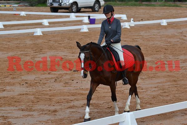 2011 06 26 Darlington Pony Club Dressage Day Paige