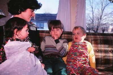 1979 Christmas on Kittredge street