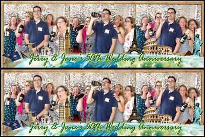 Jerry & Jane's Wedding Anniversary