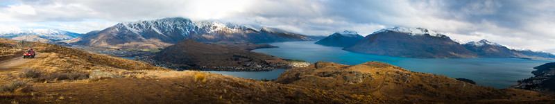 Queenstown Hill Pano