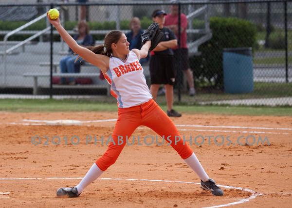 Colonial @ Boone Varsity Softball - 10