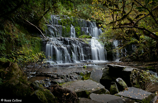 Waterfalls of the Catlins 2012