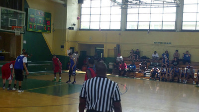 MoCity 16u vs San Antonio Thunderbirds