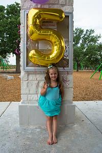 Finley's 5th Birthday