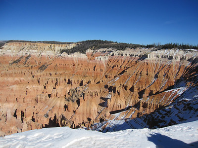 Cedar Breaks National Monument, UT - 11/17/2013