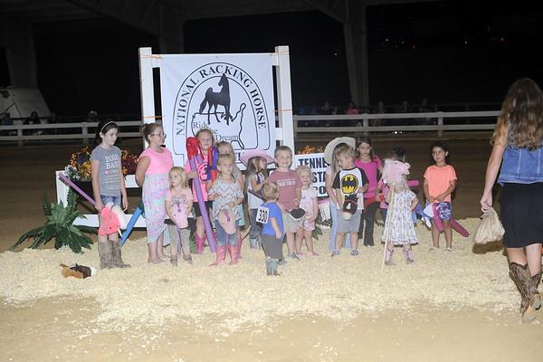 CLASS 16A   STICK HORSE