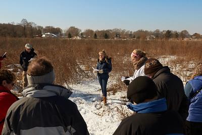 2017 UWL Literacy Hike Aldo Leopold Day Kelly Sultzbach