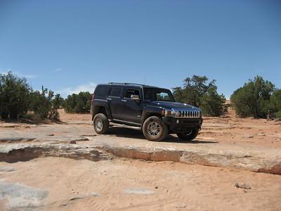 Moab-Canyonlands June 2007